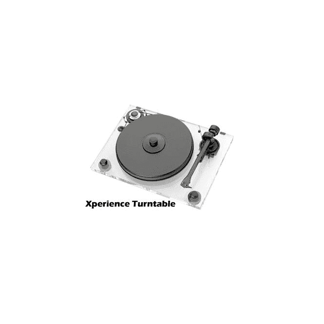 Pro-Ject (Project) Xperience 2 Turntable/Tonearm/Cartridge pack