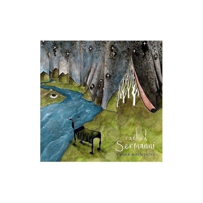 TTWR Rachel Sermanni Under Mountains 2x45rpm 180gm Vinyl