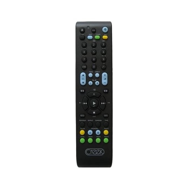 Creek EVO System Remote Control for Evolution 50/100 Series
