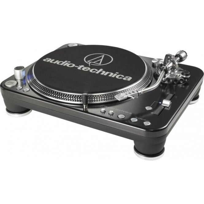 Audio Technica AT-LP1240USB Professional DJ Direct-Drive Turntable (USB & Analogue)