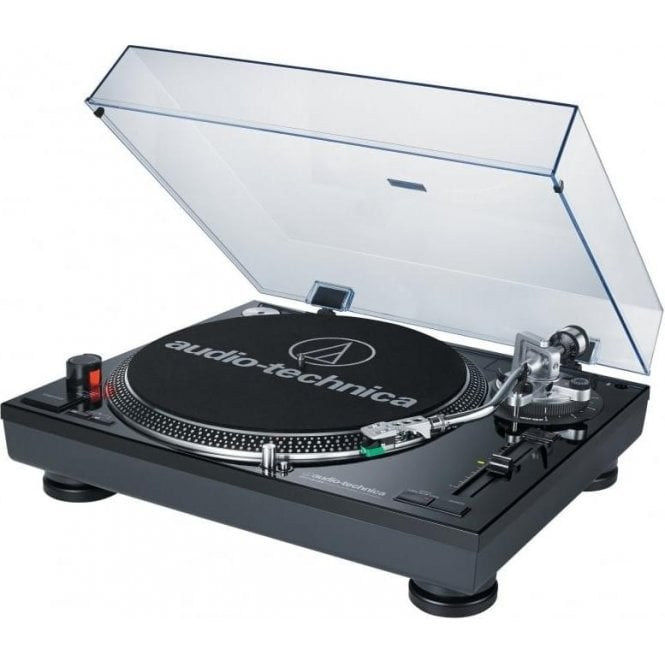 Audio Technica AT-LP120USB Professional Direct-Drive Turntable (USB & Analogue)