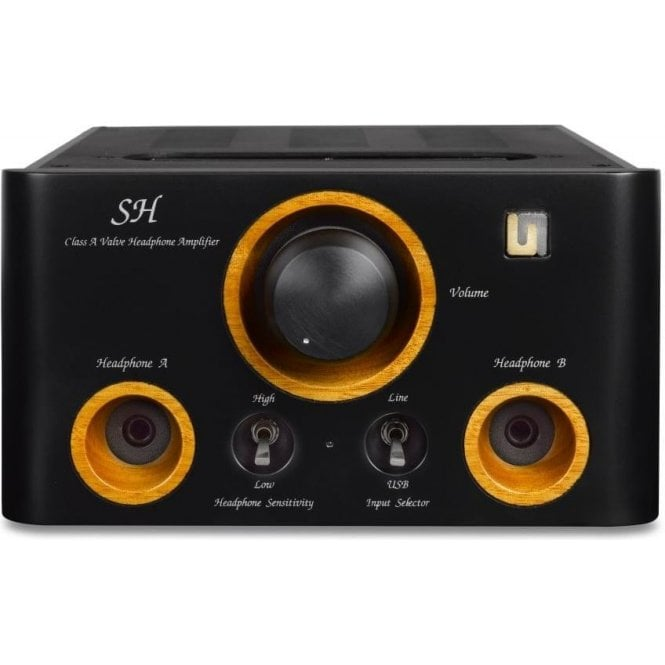 Unison Research SH Headphone Amplifier