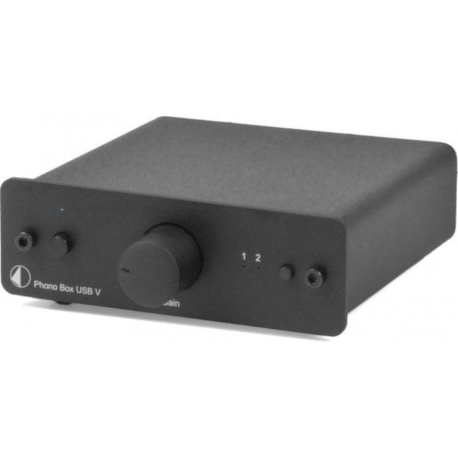 Pro-Ject (Project) Phono Box USB V MM/MC Phonostage