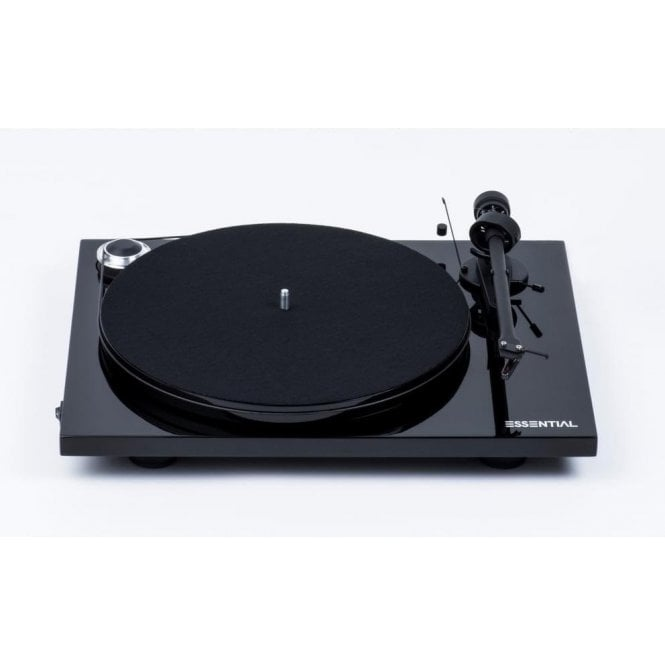 Pro-Ject (Project) Essential III Turntable/Tonearm/Cartridge Pack