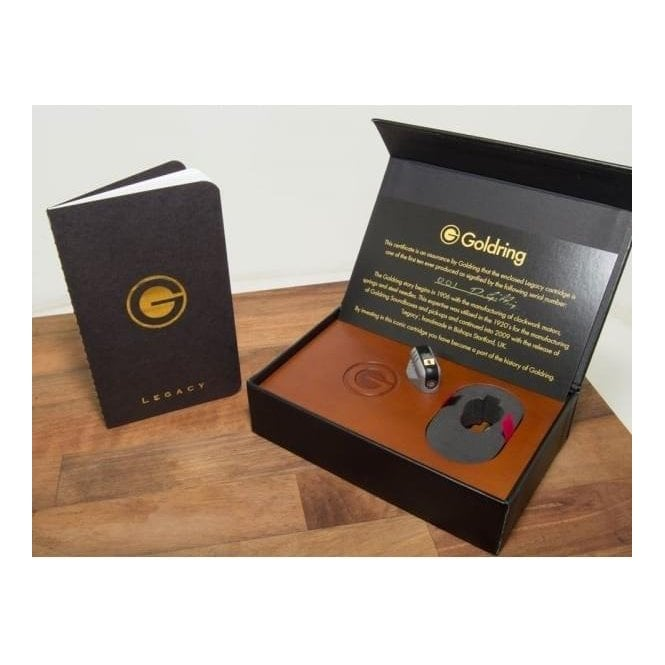 Goldring Legacy Moving Coil Cartridge Special Edition