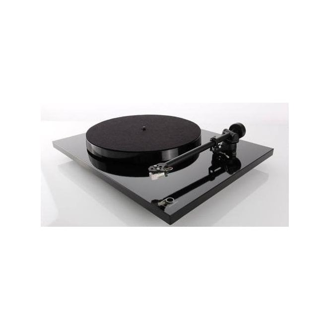 Rega Planar 1 Turntable Package with Active Bluetooth Speakers