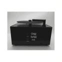 Okki Nokki Record Cleaning Machine in Black with OEM perspex lid