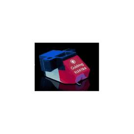 Elektra Moving Magnet Cartridge with Free Stylus Brush