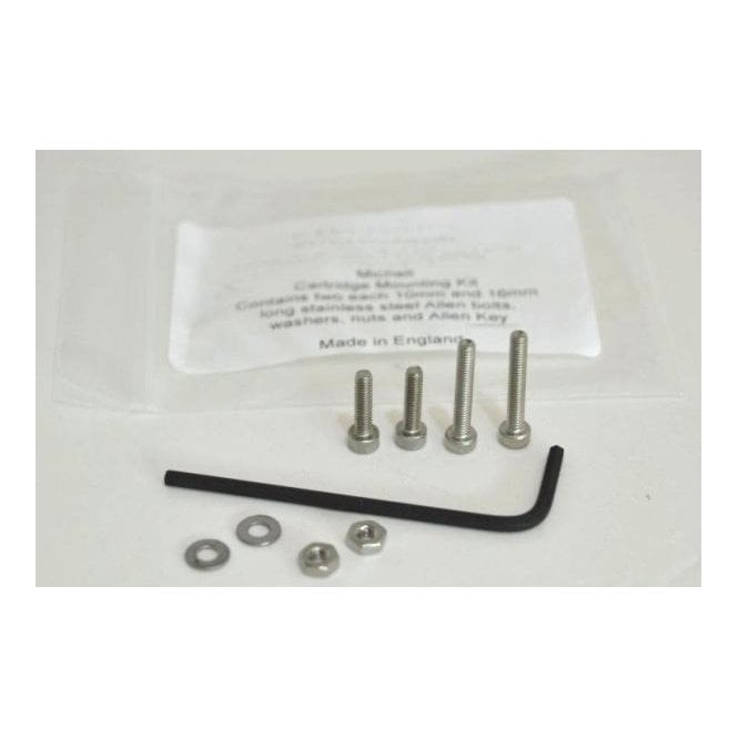 Michell High Quality Cartridge Mounting Kit