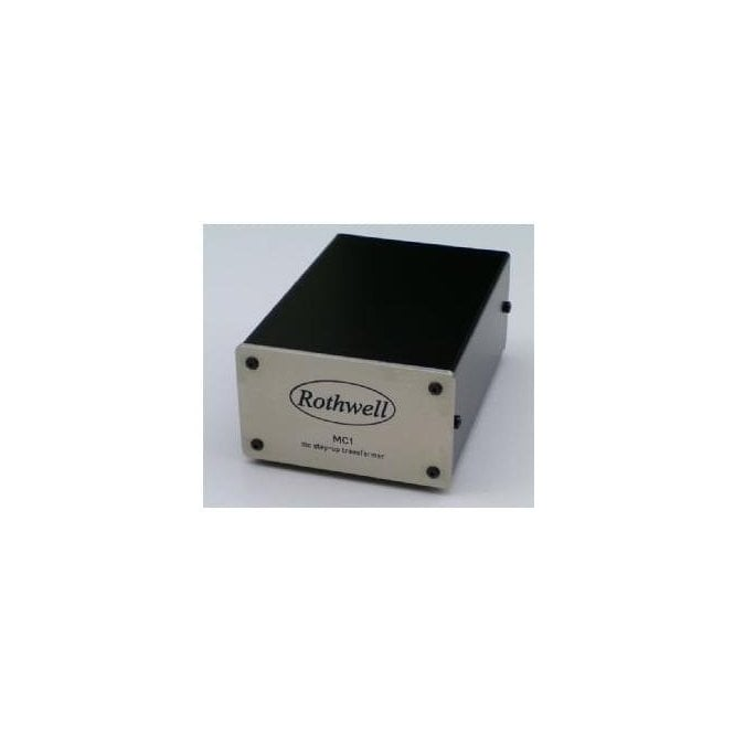 Rothwell Audio MC1 Moving Coil Step-Up Transformer
