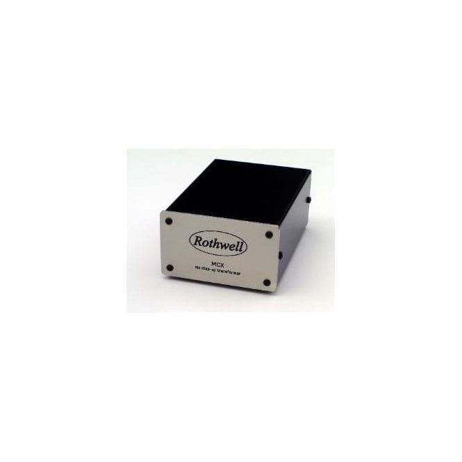 Rothwell Audio MCX Moving Coil Step-Up Transformer