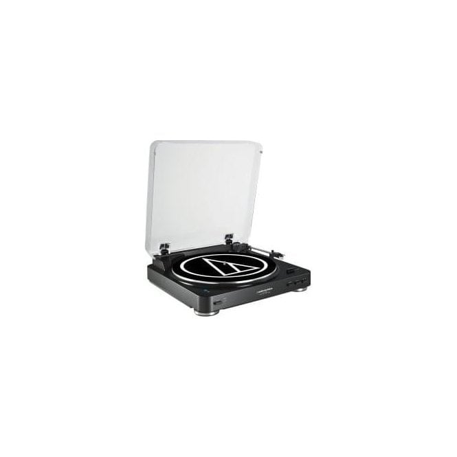 Audio-Technica AT-LP60 Fully Automatic Wireless Belt-Drive Turntable