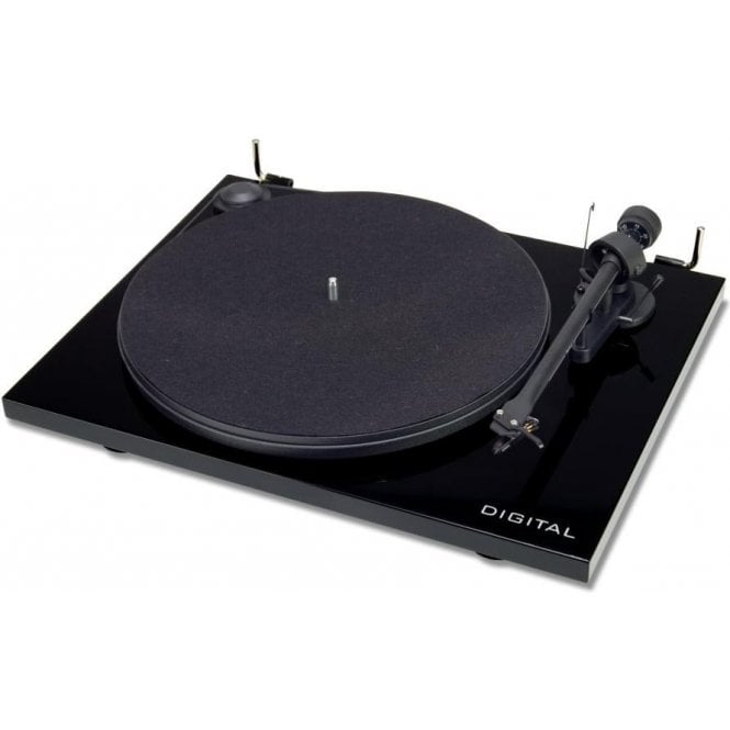 Pro-Ject (Project) Essential II Digital Turntable/Tonearm/Cartridge Pack