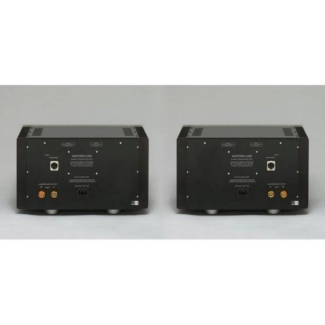 Sugden Masterclass MPA-4 Balanced Power Amplifier Pair
