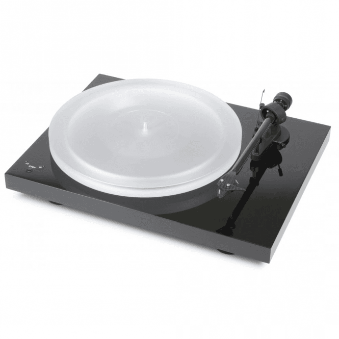 Pro-Ject (Project) Debut Carbon RecordMaster Hi-Res Turntable/Tonearm/Cartridge Pack