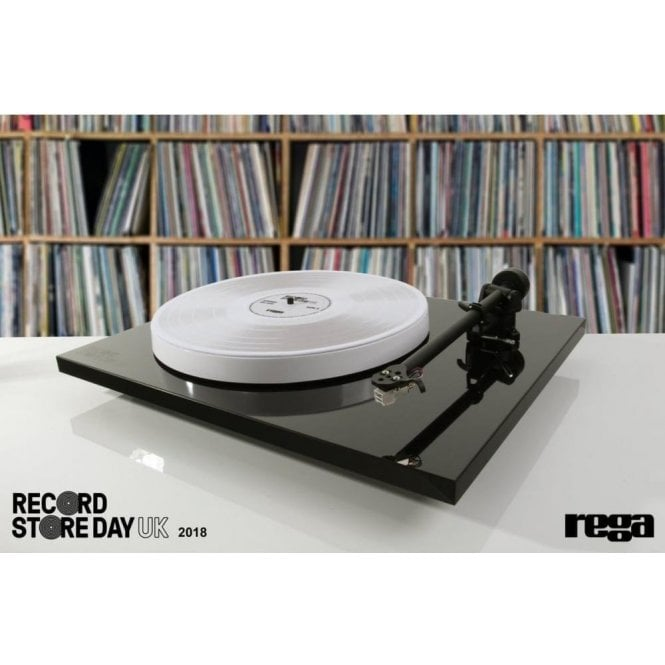 Rega RSD 2018 PL2/PL1 Hybrid Turntable Record Store Day Limited Edition