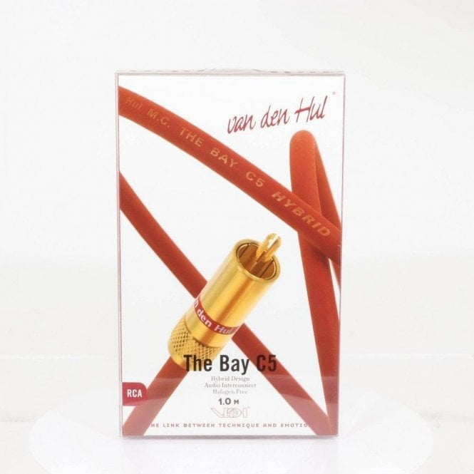 Van Den Hul The Bay C5 Analogue Interconnects