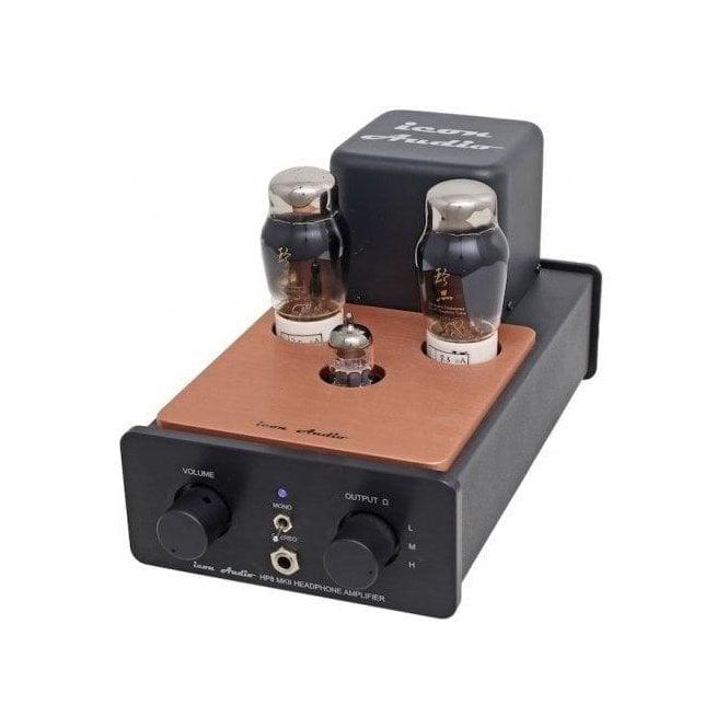 Icon Audio HP8 MKII Headphone Amplifier