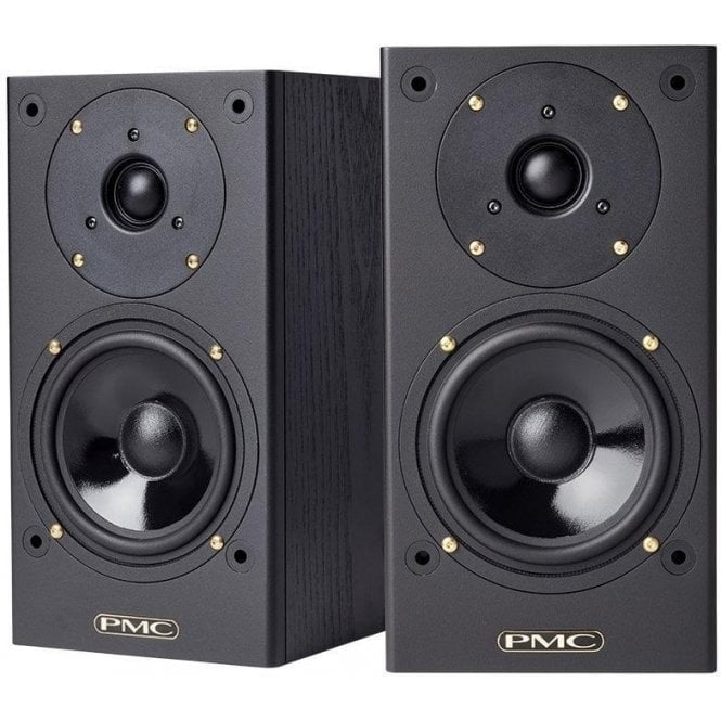 PMC DB1 Gold 2 Way Bookshelf Speakers
