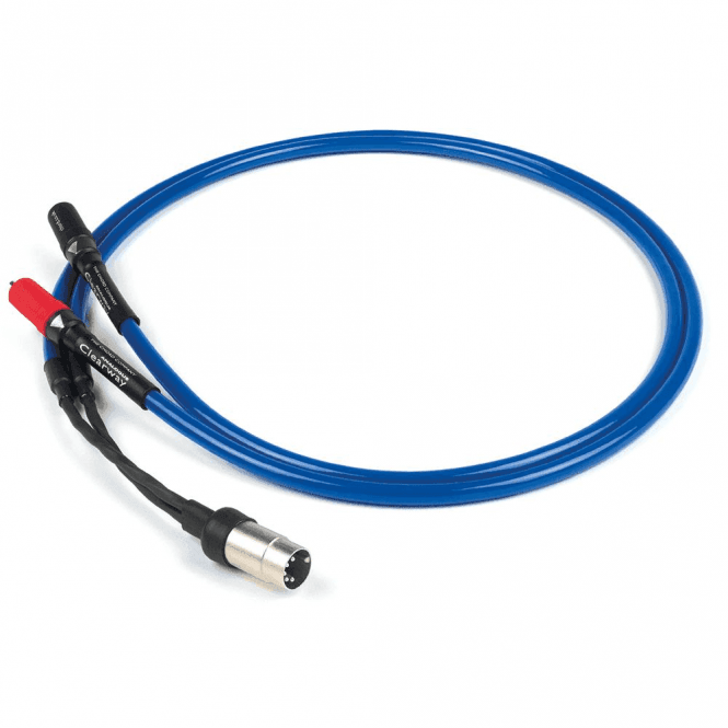 Chord Company Clearway Analogue DIN Cable