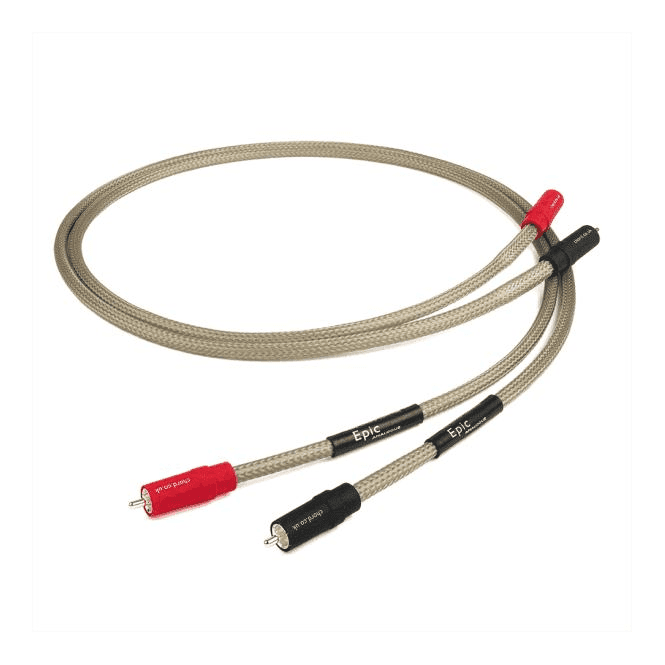 Chord Company Epic Analogue RCA Cable