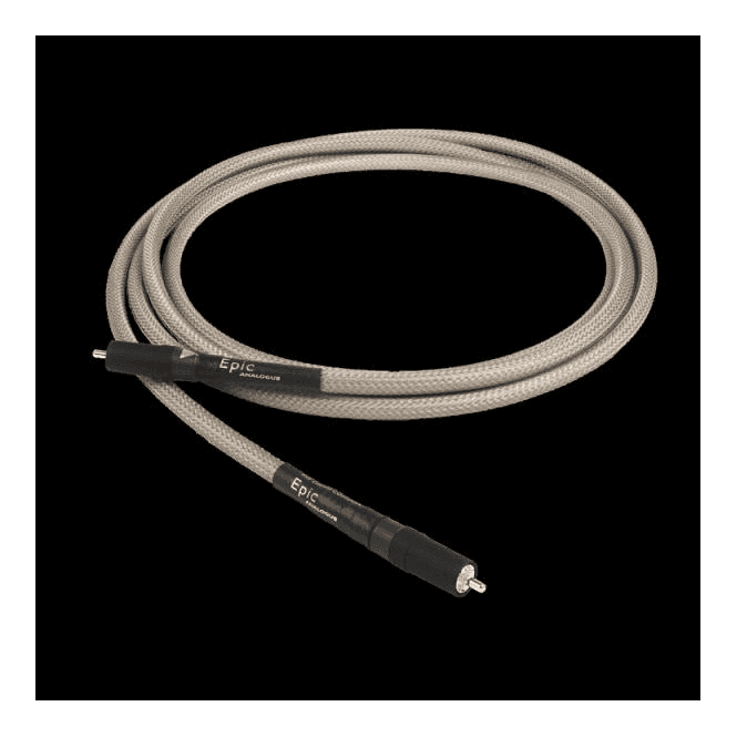Chord Company Epic Analogue Subwoofer RCA Cable