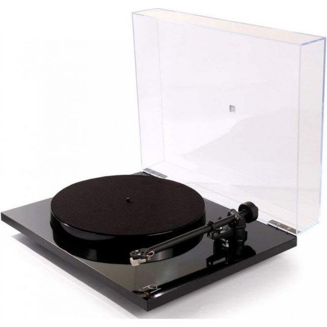 Rega Planar 1 Plus Turntable Package with Active Bluetooth Speakers