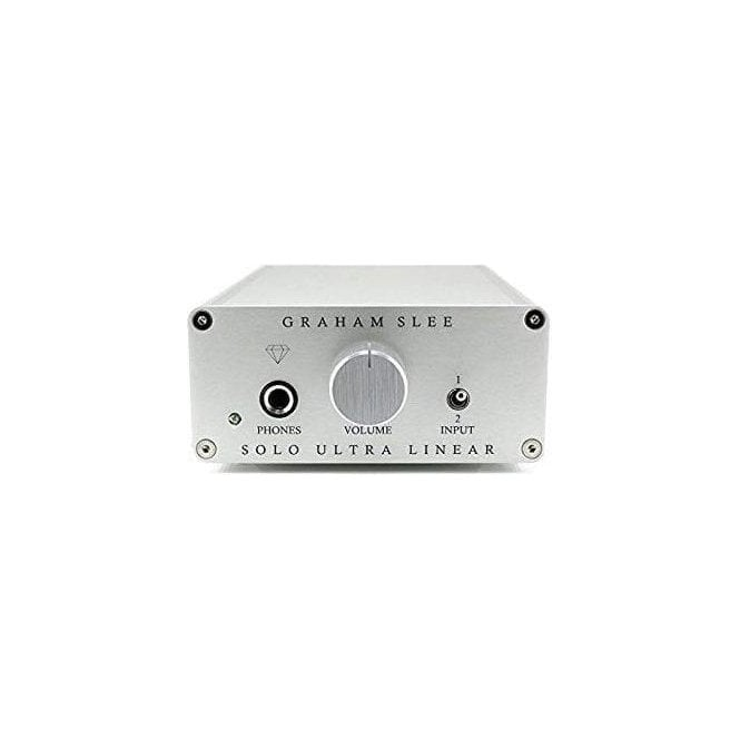 Graham Slee Solo Ultra Linear Headphone Amplifier with PSU1