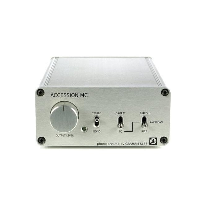 Graham Slee Accession Moving Coil Phono Stage Preamplifier