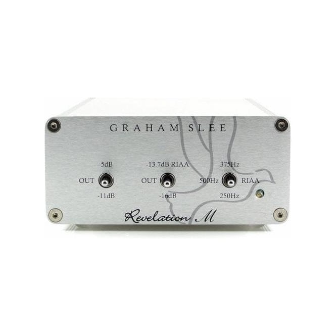 Graham Slee Revelation C Moving Coil Phono Stage