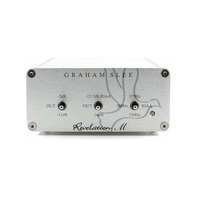 Graham Slee Revelation M Moving Magnet Phono Stage
