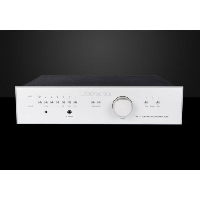 Bryston BP17³ Preamplifier with BR2 Remote