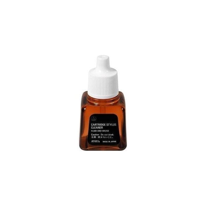 Audio Technica AT607a Stylus Cleaning Fluid (3 x 10ml bottles)