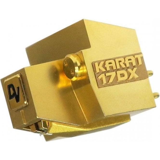 Dynavector D17DX Moving Coil Cartridge