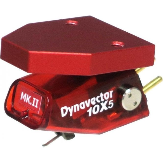 Dynavector 10X5 MKII Moving Coil Cartridge