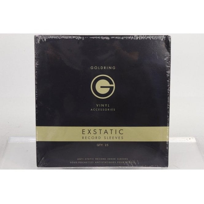 Goldring Exstatic Record Inner Sleeves