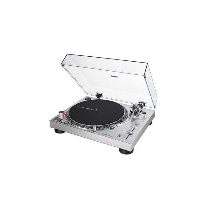 Audio-Technica AT-LP120XUSB Manual Direct Drive Turntable