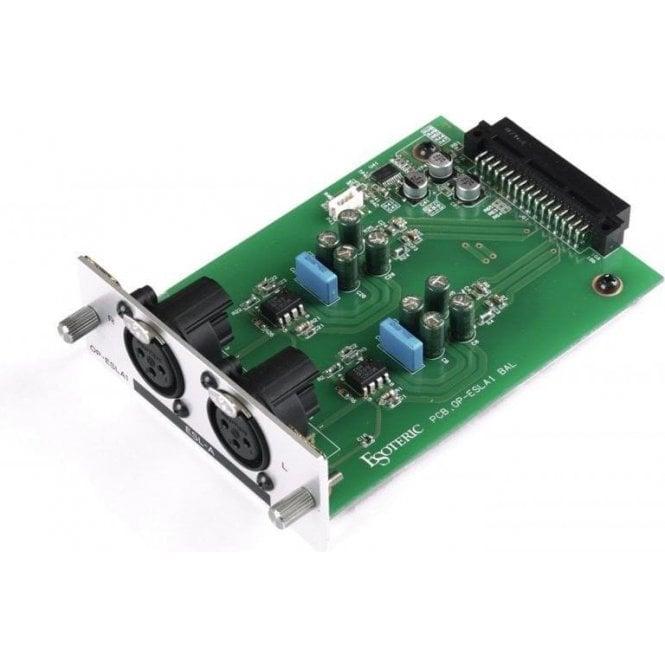 Esoteric OP-ESLA1 ES-LINK Analogue Input Board