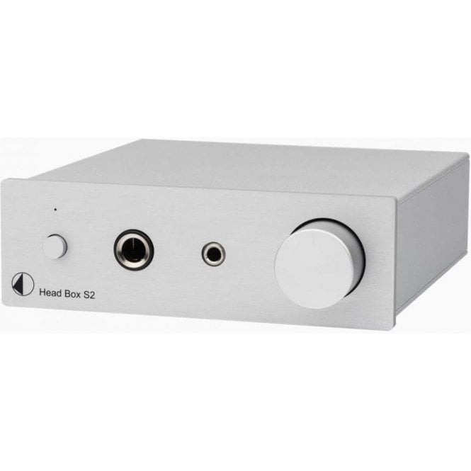 Pro-Ject (Project) Box Design Head Box S2 Headphone Amplifier