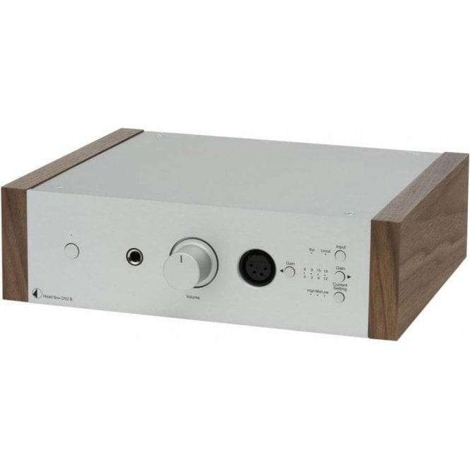 Pro-Ject (Project) Box Design Head Box DS2 Ultra B Headphone Amplifier