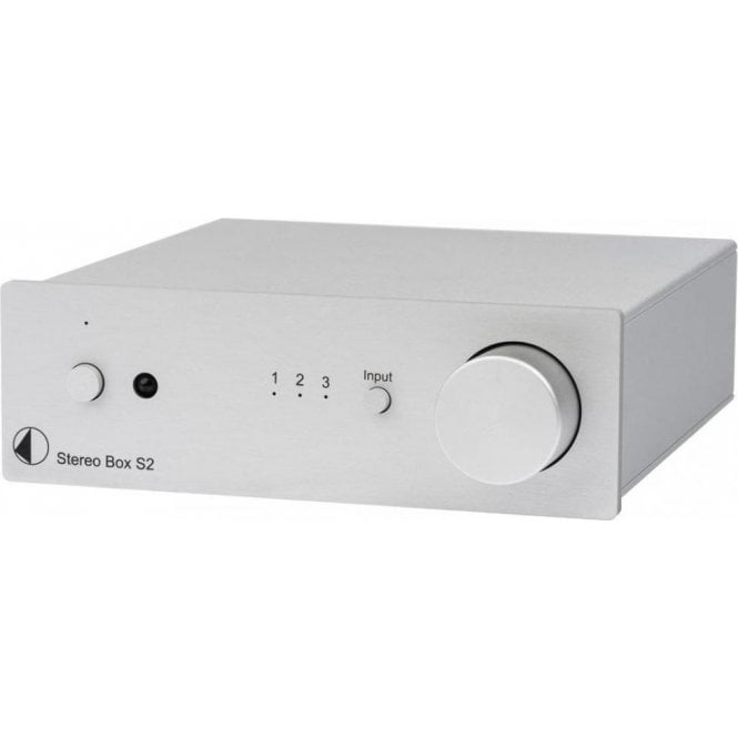 Pro-Ject (Project) Box Design Stereo Box S2 Integrated Amplifier
