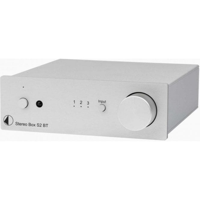 Pro-Ject (Project) Box Design Stereo Box S2 BT Integrated Amplifier