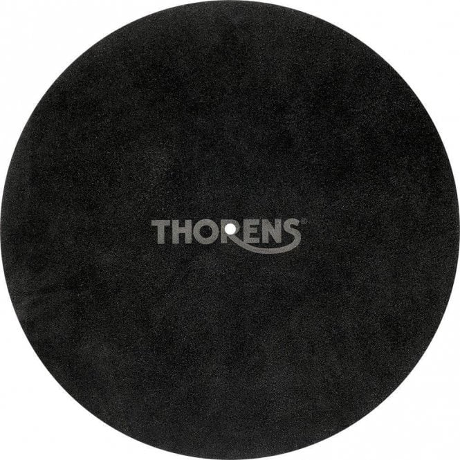 Thorens Leather Platter Mat