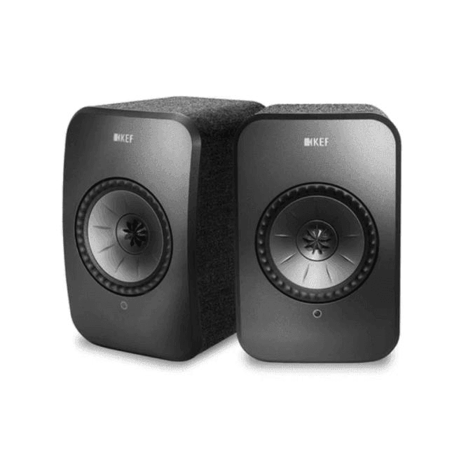 Kef LSX Wireless Bookshelf Speakers