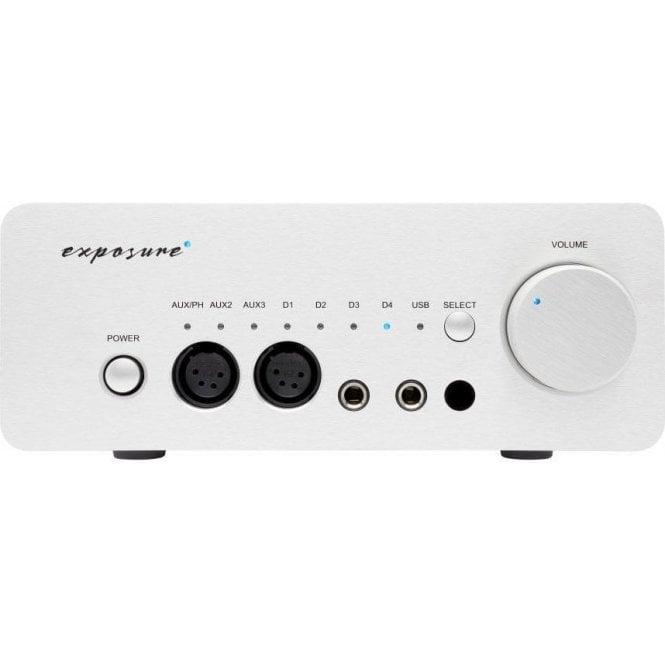 Exposure XMHP Headphone Amplifier