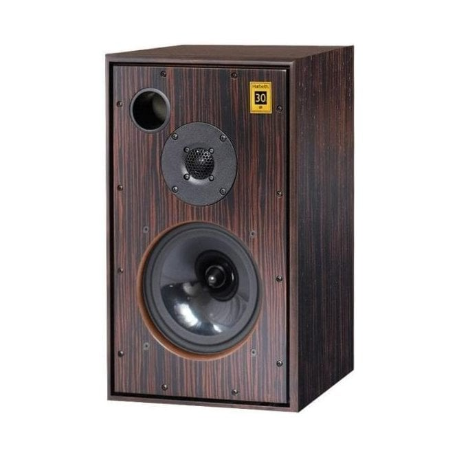 Harbeth M30.1 Loudspeakers - Tiger Ebony Finish (Ex-Demo)