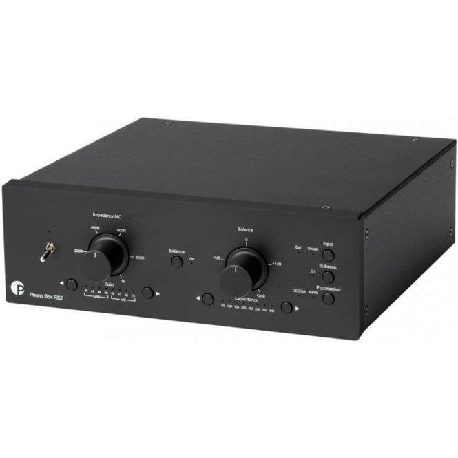 Pro-Ject (Project) Box Design Phono Box RS2 Phono Stage