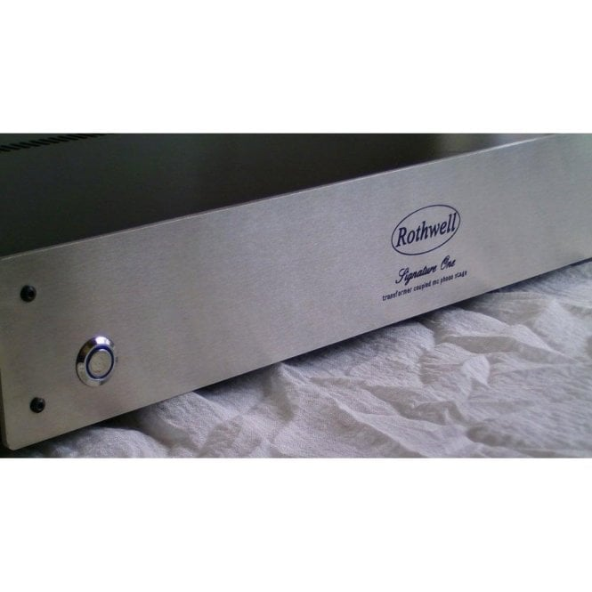 Rothwell Audio Signature One Moving Coil Phono Stage
