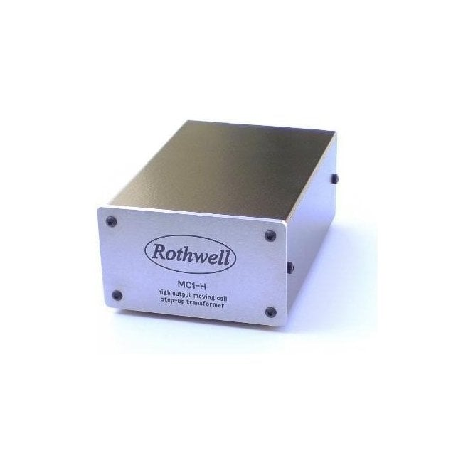 Rothwell Audio MC1-H Moving Coil Step-Up Transformer