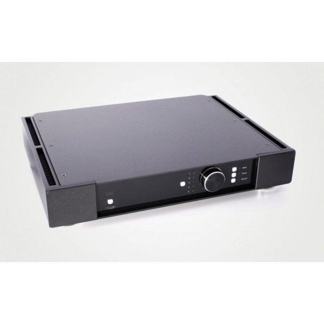Rega Elicit-R Integrated Amplifier - Black Finish (Ex-Demo)